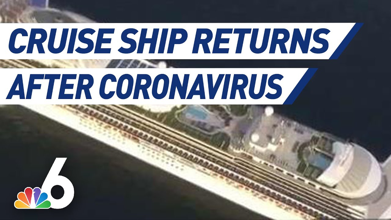 MSC Cruise Ship Returns to Miami Port After Coronavirus Fears ...