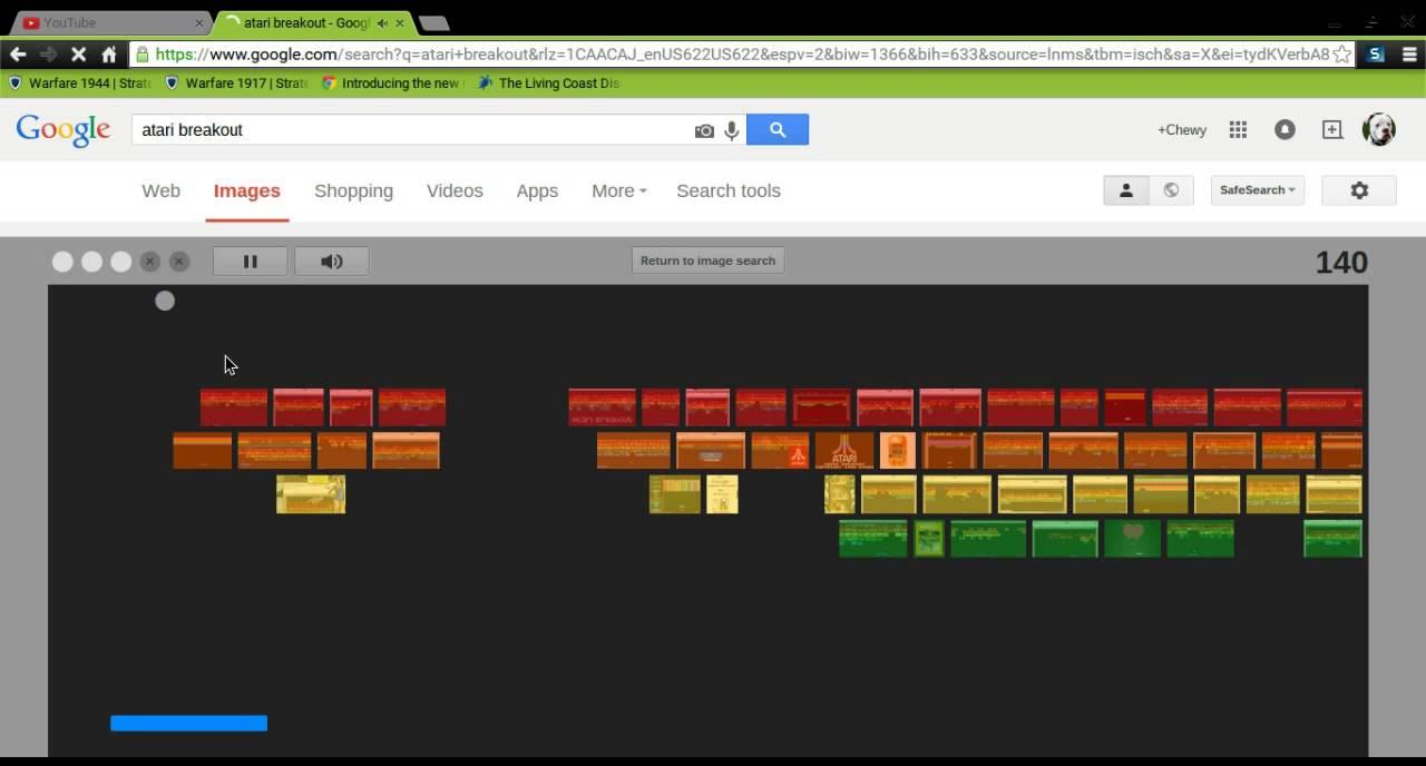 Play Google Breakout Metamorfozy Domow Aranzacje