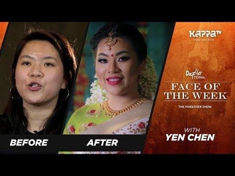 Yen Chen  - Face of the Week - Kappa TV
