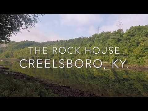 Float Trip 2017 Wolf Creek Dam Jamestown, KY. to the Rock House  Creelsboro, KY.