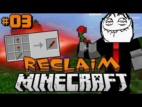 WAS ist das für ein SCHWERT?! - Minecraft Reclaim #03 [Deutsch/HD]