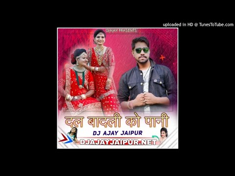 Dal Badli Ko Pani (Veena Song)Dj-Ajay-Rajasthani-Dance-Mix
