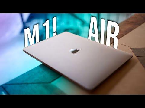 MACBOOK AIR con Apple M1, dopo un MESE sono sicuro: è IL FUTURO!
