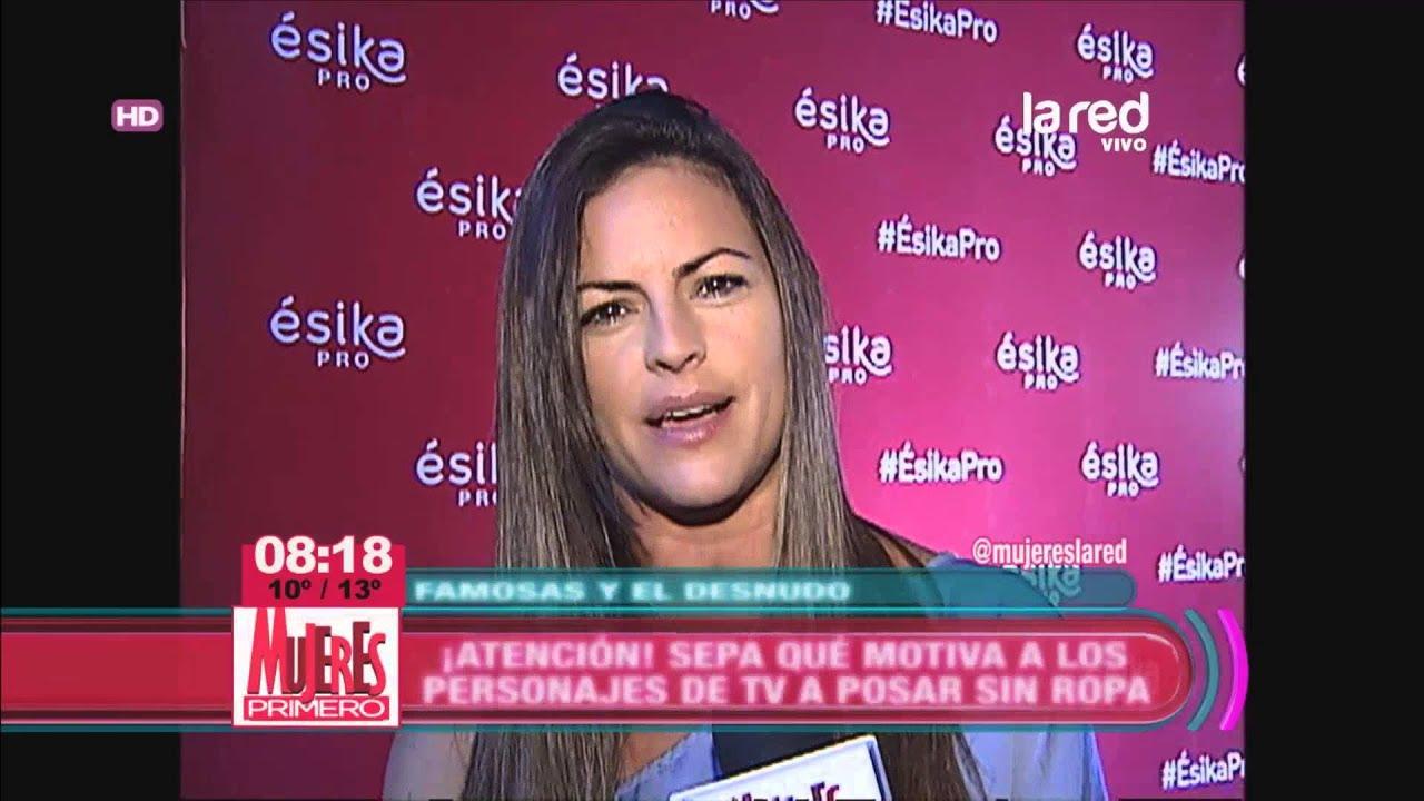 Foto de famosas chilenas desnuda 76