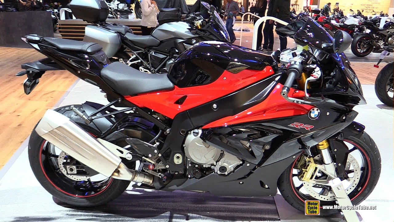 2016 Bmw S1000rr Walkaround 2015 Eicma Milan Youtube