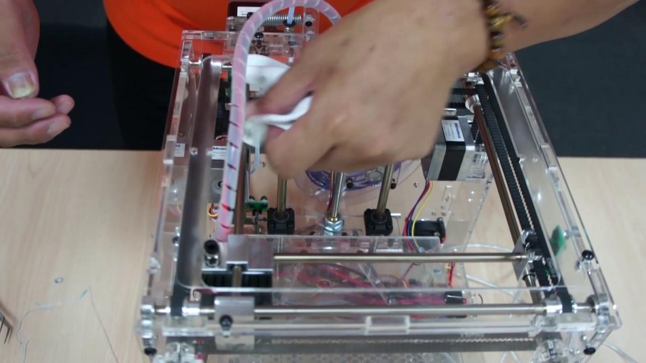 我的3D列印機 - Live (1/3) - 基礎保養篇 - YouTube