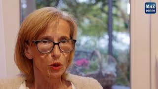 Besuch im Hospiz: Frau Kilian wartet auf den Tod