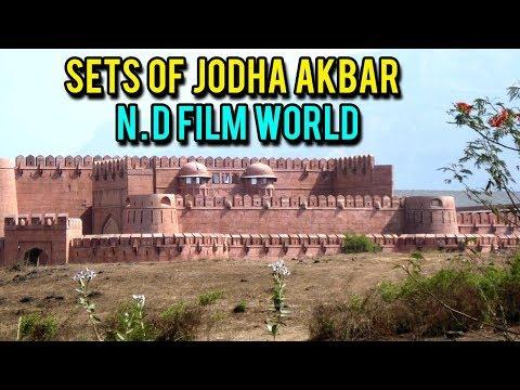 Jodha Akbar Movie Set | Hindi Movie |...