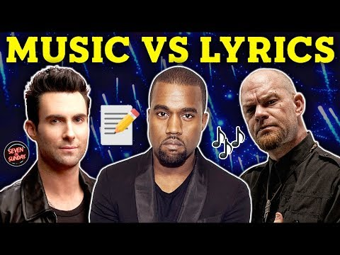 7 Songs With Great Music, But HORRIBLE Lyrics