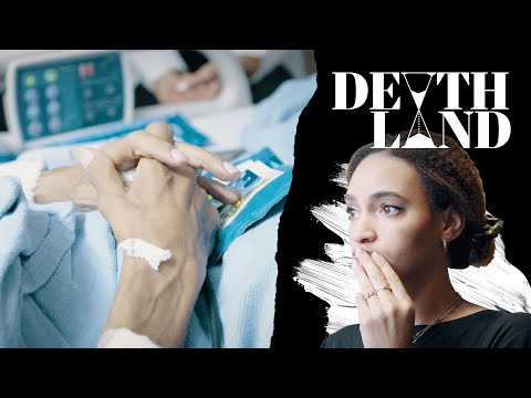 Before I die: a day with terminally ill patients | Death Land #2