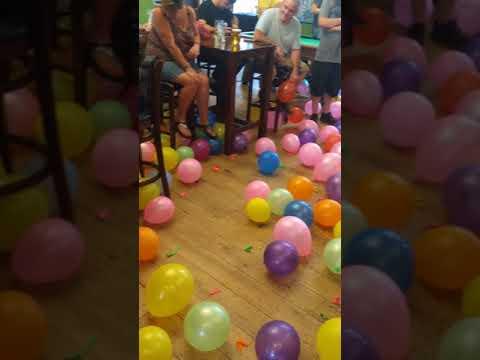 Smudge's Birthday Surprise...