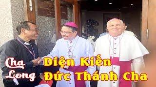 Đức Thánh Cha Phanxicô gặp gỡ riêng các Giám Mục, Linh Mục và Tu sĩ