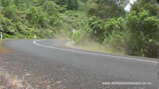 NZ Hill Climb Champs, Golden Cross Rd - Part Two