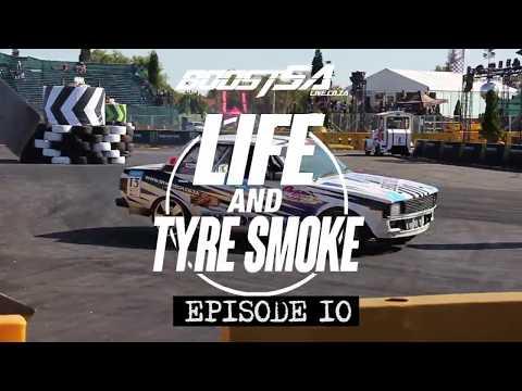 Izak Van Zyl's Twin turbo 1uz Powered Toyota Corolla
