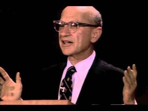 Milton Friedman - The Power Of Unions