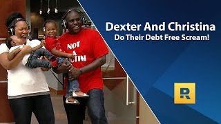 Dexter and Christina's Debt Free Scream! Paid off $265,000 in 45 months.