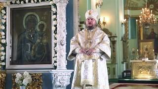 Слово митрополита Ферапонта в праздник Преображения Господня