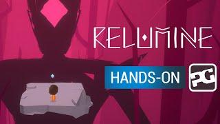 RELUMINE - Android, iPhone, iPad | Gameplay