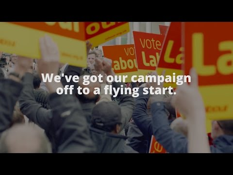 Jeremy Corbyn | Flying start to the General Election campaign
