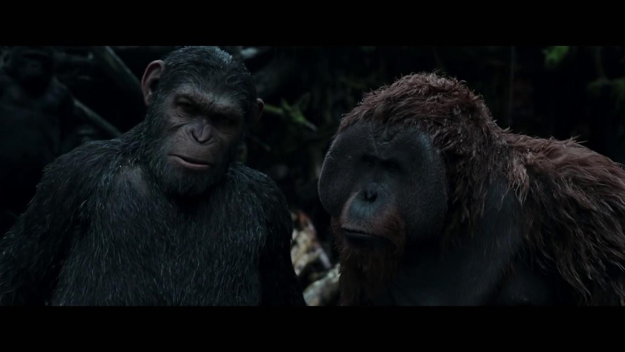 Планета обезьян война фильм 2018 чем закончился