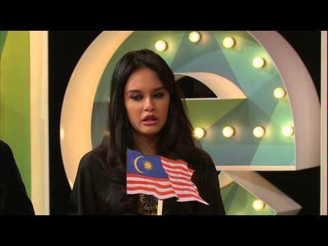 MeleTOP - 'Bahtera Merdeka' Lagu Pertama Balqies Ep147 [25.8.2015]