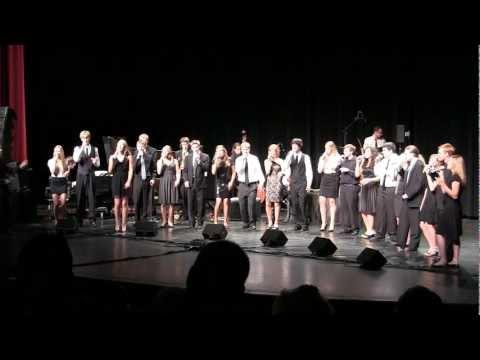 Iowa All State Jazz Choir 2012 -- Love Makes the World Go 'Round -- arr. Darmon Meader