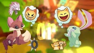 Rares over friends [Skit] (Animal Jam - Play Wild)