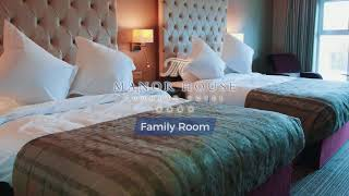 Located in the heart of fermanagh lakelands, near enniskillen town centre on shores lower lough erne, manor house country hotel is one northern...