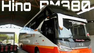 Download lagu klakson standar unik ala Hino RM Road Test Harapan Jaya Hino RM380 MP3