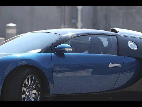 Actor Jamie Foxx SHOWS OFF His nd New CAR . . . Which Costs $2 ... on venom gt vs bugatti, flo rida bugatti, xzibit and his bugatti, pink bugatti, drake bugatti, cool bugatti,