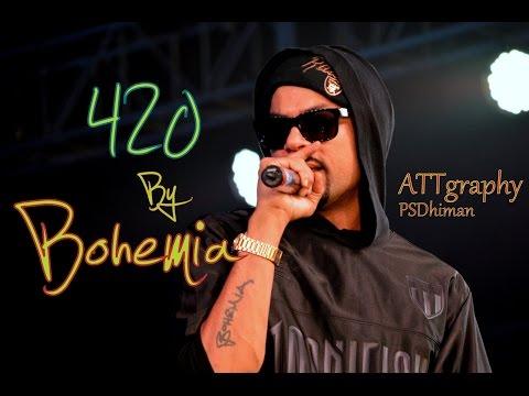 Bohemia  Charso Bess 420 Full  Punjabi Songs in Patiala   Performance  ATTIZM