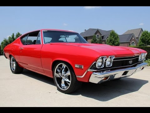 1968 Chevrolet Chevelle SS396 For Sale