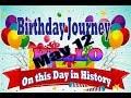 Birthday Journey May 12 New