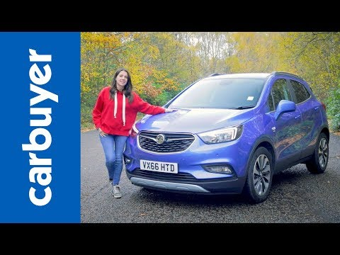 New 2017 Vauxhall Mokka X (Opel Mokka X) in-depth review – Carbuyer – Ginny Buckley