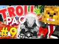 TEWTIY AND I HAVE A KID - Minecraft TROLL PACK #9