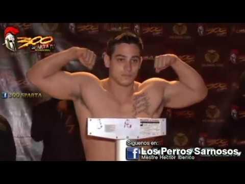"Peruvian Fighter Jaime ""Instinto"" Cordoba # 1 of Peru in Welterweight"
