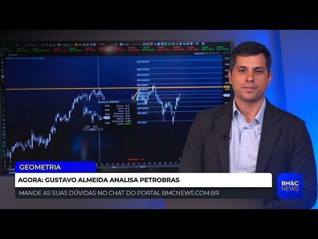 #PETR4: Guga Almeida analisa Petrobras e fala sobre preço alvo do papel