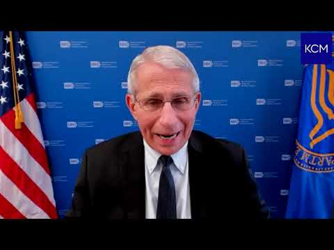 Download An exclusive interview with Dr. Anthony Fauci