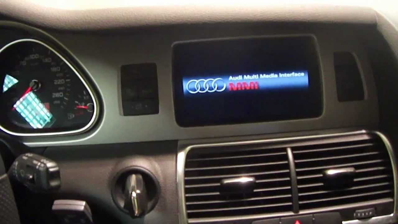 AUDI Q7 3G MMI OEM hybrid TV tuner + Aftermarket Pay TV Mpeg4 TV tuner www.automultimedia.hu 3 ...