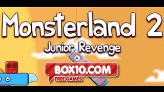 Monsterland 2: Junior Revenge-Walkthrough