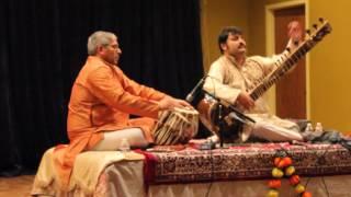 Partha Sarathi Chatterjee - Raag Hameer Drut Teentaal