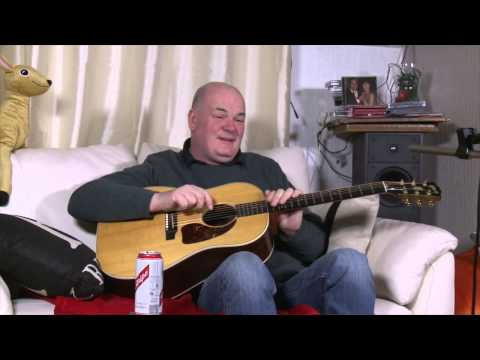Kevin Hewick Live Stream on Leics Music More Music Pt 1