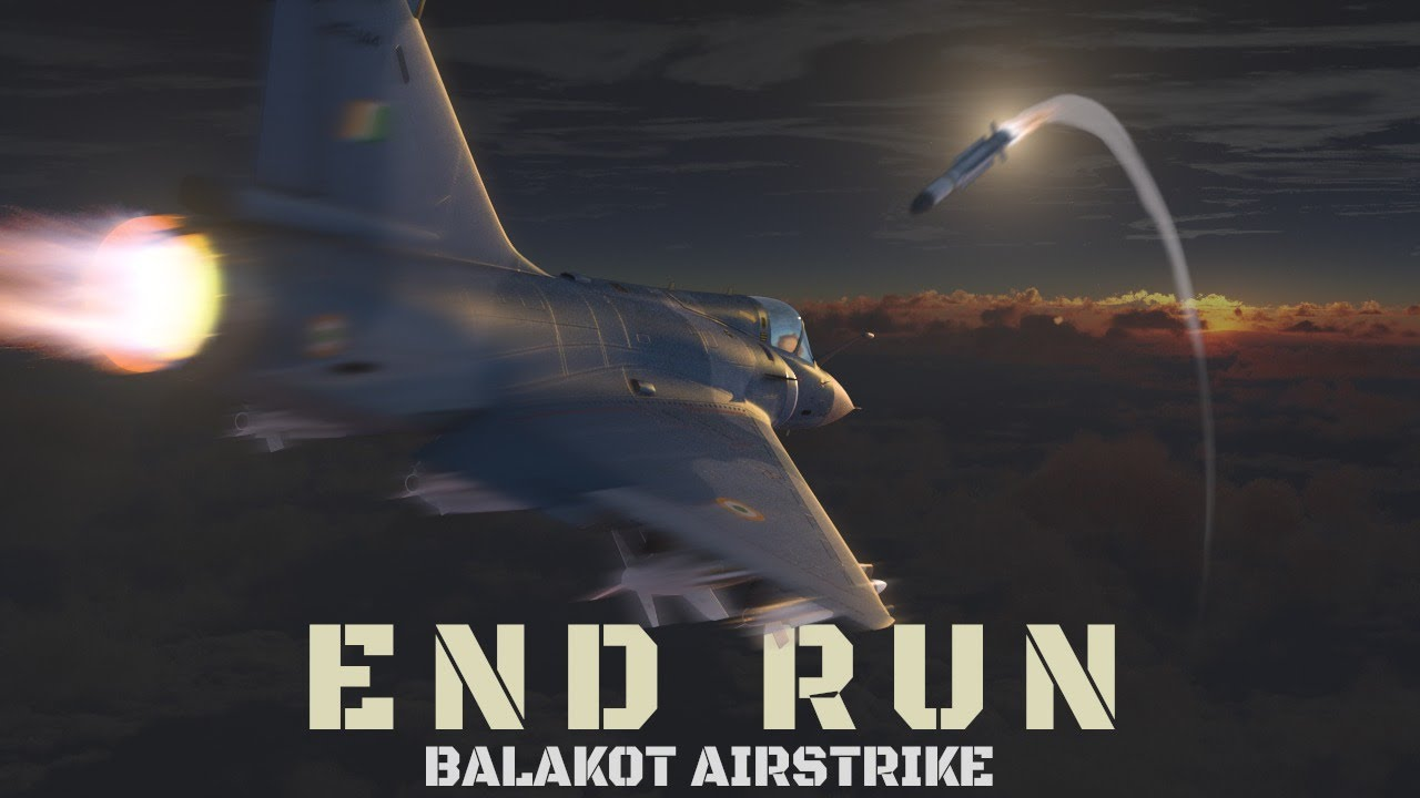 End Run | Full Movie | Inspired from 2019 Balakot Airstrike | Republic Day 2020