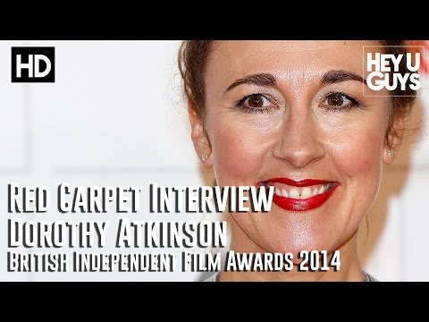 Dorothy Atkinson   BIFA 2014