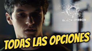 Black Mirror Bandersnatch Explicacion & Finales