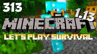 Minecraft Let's Play   Episodio 313 - Tearless ritorna in una vanilla!