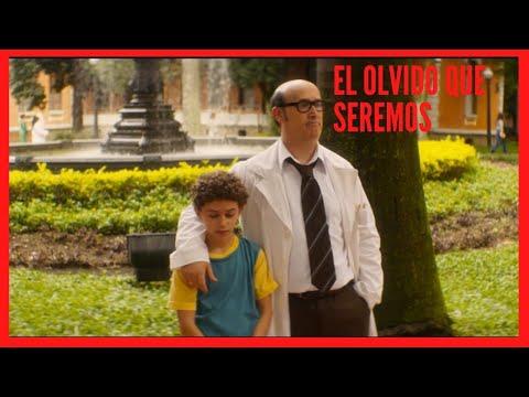 EL OLVIDO QUE SEREMOS-(TRAILER OFICIAL)-[2021]- Película,  Drama, Biográfico, (Javier Cámara).