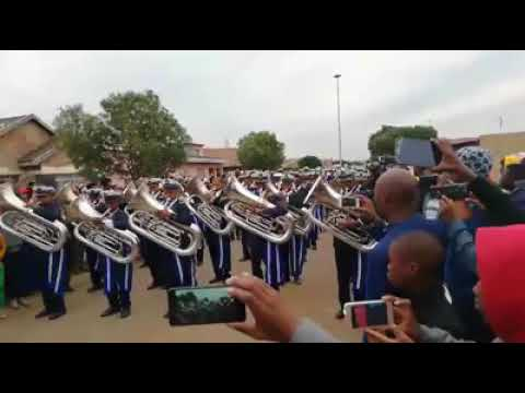 SEDIBENG MARINES BRASS BAND 2019 Mp3