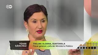 La voz de tus derechos - Thelma Aldana: en nombre de la Justicia