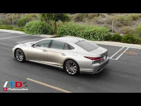 2018 Lexus LS500h Hybrid Sedan   Whereu0027s The Plug In?